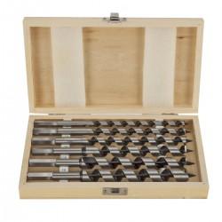 Holzbohrer Schlangenbohrer Holzschlangen Bohrerset 6tlg 10-20mm