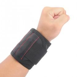 Magnetische Armbänder Klettband mit 10 Magneten für Holding Werkzeuge