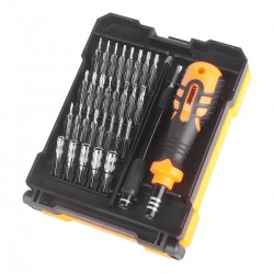 Schraubendreher 33pcs Feinmechaniker Reparatur Werkzeug Set mit Koffer