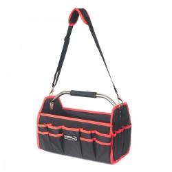 Werkzeugkasten Werkzeugtasche Montagetasche Tasche mit Schultergurt