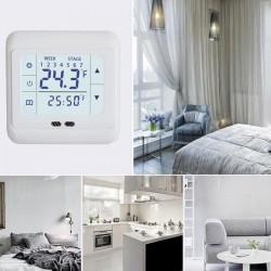 Raumthermostat Tempraturregler Thermostat Fussbodenheizung elektrisch