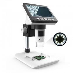 LCD Digital Mikroskop Kamera Video Recorder 1000X Vergrösserung