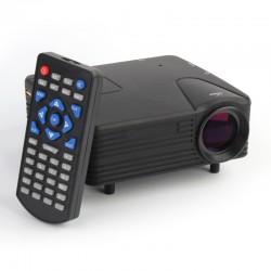 H80 Full HD Mini Beamer, Projektor, LED Beamer f. Heimkino