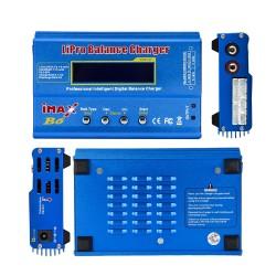 IMax B6 LiPo Multifunkt 1-6s Akku Digital Charger Ladegerät Netzteil