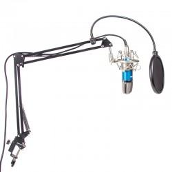 Kondensator-Mikrofon Kit Schall Podcast Studio Rundfunk Aufnahme