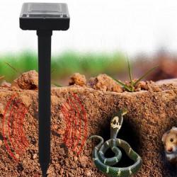 Tiervertreiber Katzenvertreiber Maulwurfschreck 2pcs für Haus Garten