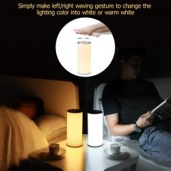 LED Licht Nachtlampe Tischleuchte Stimmungslicht Nachtleucht Dimmbar