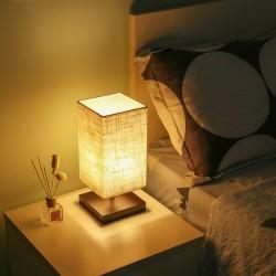 Stehlampe Tischleuchte Tischlampe Nachttischlampe für Schlafzimmer