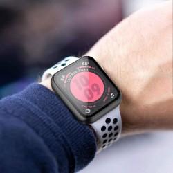 Schutzhülle Displayschutz Case 40mm f. Apple Watch Series 5/4 Hülle