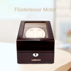 Uhrenbeweger Watch Winder Uhrendreher Automatik für 5 Uhren (2+3)