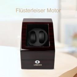 Uhrenbeweger Uhrendreher Watch Winder Automatik für 5 Uhren (2+3)