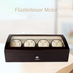 Uhrenbeweger Watch Winder Automatik Uhrendreher für 17 Uhren (8+9)