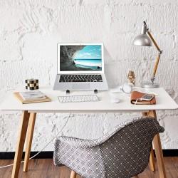 Tabletständer Laptopständer Notebook Ständer Sitz für MacBook Laptop