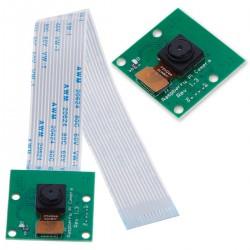 Kamera mit 15cm Ersatz Flexkabel Video für Raspberry Pi 2/3 Modell B