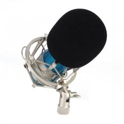 BM800 Mikrofon Mic Kondensatormikrofon Condenser Für KTV DJ Berufs