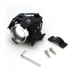 LED Lampe Scheinwerfer Fernlicht Headlight Fernlicht f. Motorrad Auto
