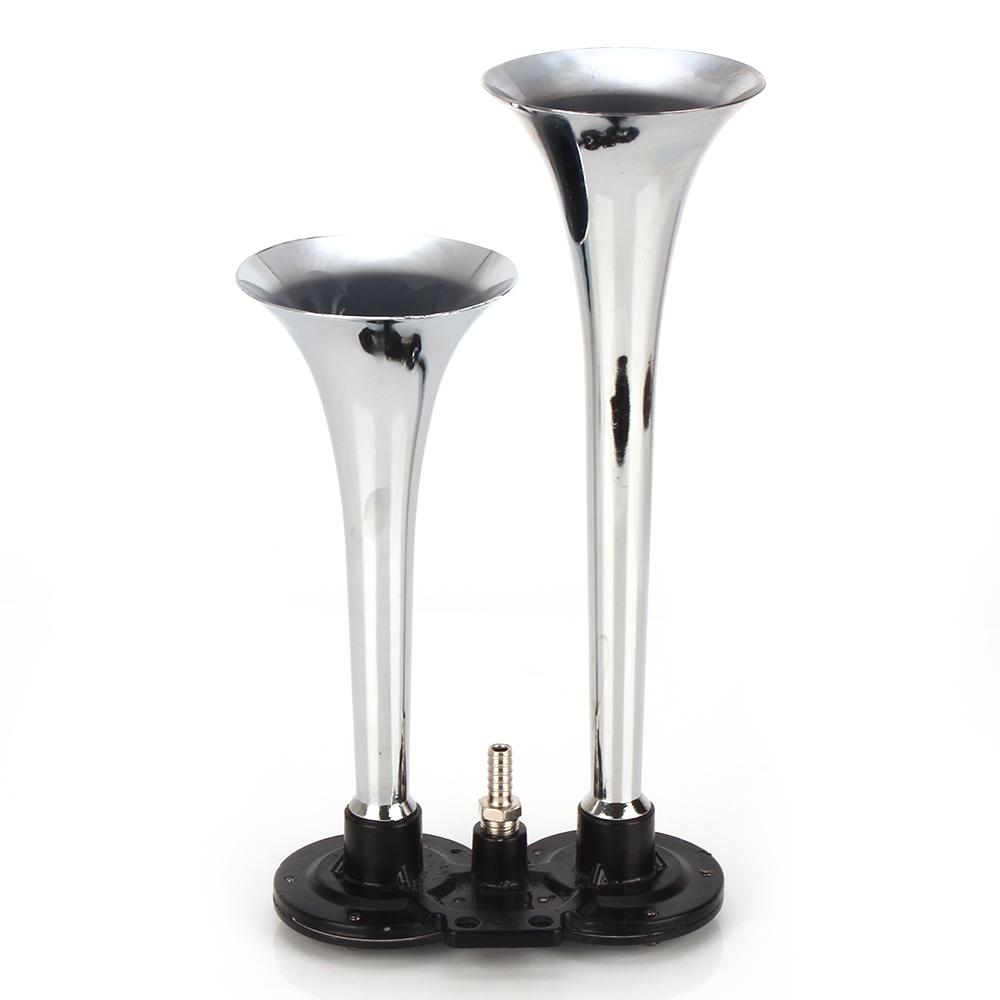 autozubeh r 12v fanfare hupe lufthorn druckluft horn f r. Black Bedroom Furniture Sets. Home Design Ideas