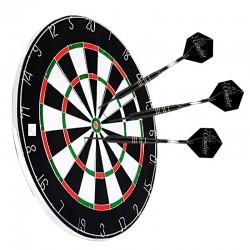 Dartpfeile 3 Stück Darts Pfeile Set für Dartscheibe Kunststoff Darts