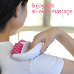 Schröpfen Massagegerät Roller Anti Cellulite Massage Rolle Set Rosa