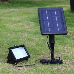LED Solarstrahler Solarspot Solarleuchte Solarlampe Solarspot 6V/2.5W