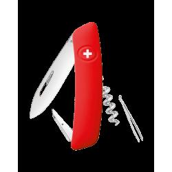Swiza Taschenmesser Klappmesser Schweizer Messer D01 rot