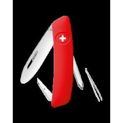 Swiza Taschenmesser Klappmesser Schweizer Messer J02 rot