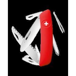 Swiza Taschenmesser Klappmesser Schweizer Messer J06 rot