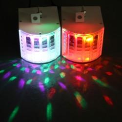 RGB 4 Modus Disco LED PAR Licht Lichteffekt Bühnenbeleuchtung Lampe