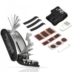 Fahrradwerkzeug Set Fahrrad Reparatur Tool 16 Stk. Werkzeug mit Tasche