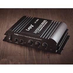 LP-168S Subwoofer Verstärker HIFI Verstärker Lautstärkeregler Stereo