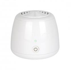 Luftreiniger lufterfrischer luftebtkeimer f. Kühlschrank 0.5W weiß